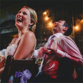 Bruiloft entertainment