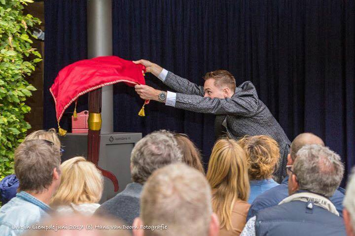 foto's Magic Show liempde